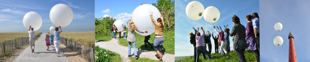 Slide Ballonverstrooiing 2