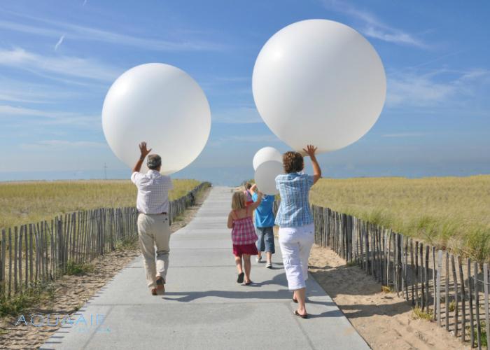 ballonverstrooiing-asverstrooiing-met-heliumballon-locatie-noordwijk-aan-zee-3